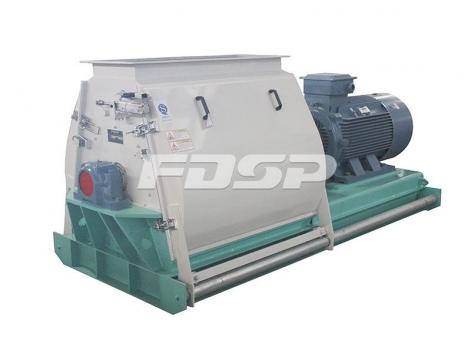 Измельчитель биомассы MFSP