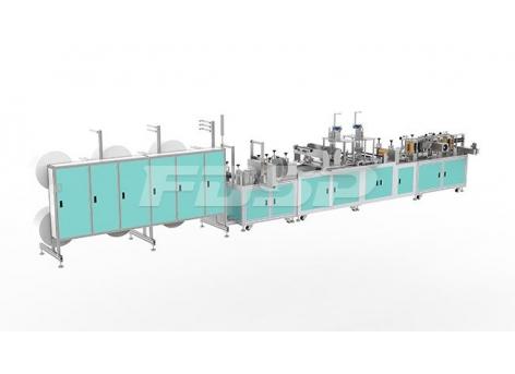 Автоматическая производственная линия маски KN95