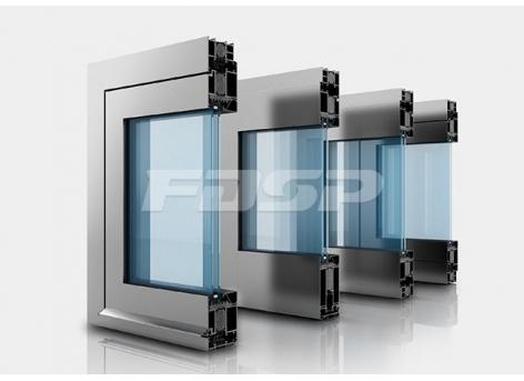 LY-70 Система наружных открывающихся дверей