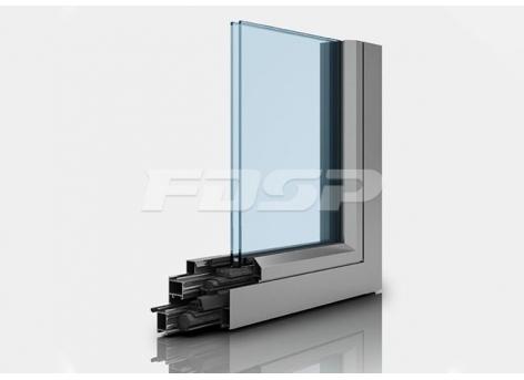 LY-75 Внутренняя поворотно-откидная  система окна