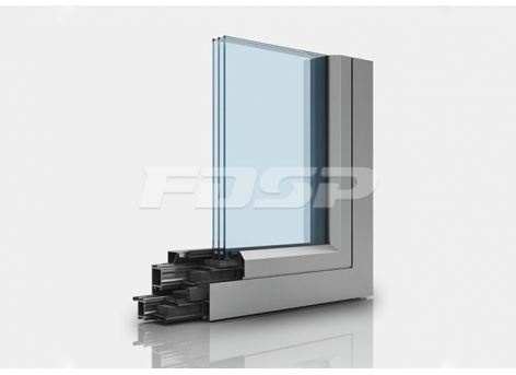 LY-100 Внутренняя поворотно-откидная  система окна