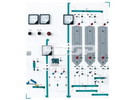 Электрическая система управления для силоса
