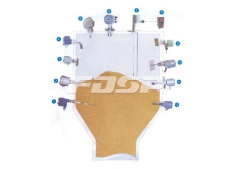 Система уровней для складского оборудования