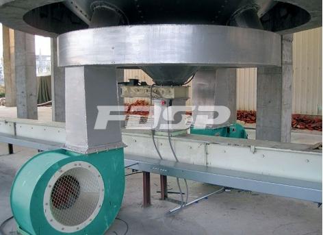 система вентиляции для складского проекта