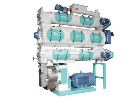 Оборудование для кормления SZLH420b2 + гарантия качества высококлассный гранулятор для водных кормов