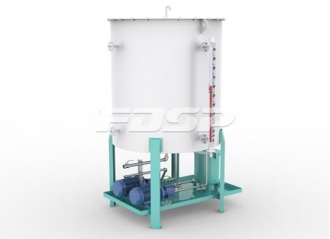 Автоматическая машина для добавления жидкости SYTV