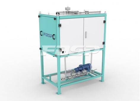 Оборудование для нанесения жирного покрытий распылением SYPH
