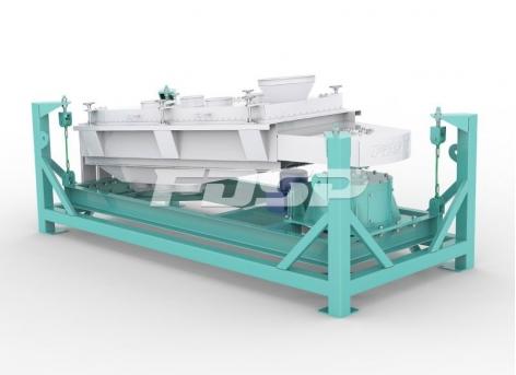 просеиватель для кормового оборудования SFJH80×2C