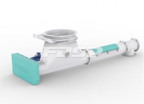 Трубка винтового питателя для премикса TWLG