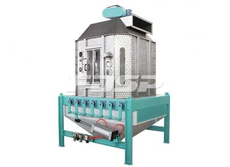 Маятниковый охладитель FKLB для органического удобрения