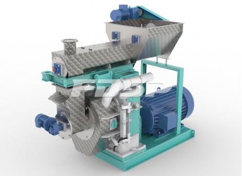 Гранулятор биомассы